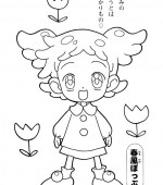 coloriage magical doremi 002
